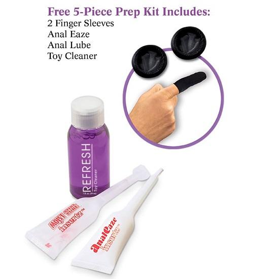 Anal Fantasy Collection 5 piece kit