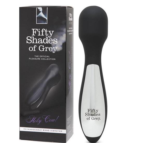 Fifty Shades Of Grey Holy Cow Wand Vibrator