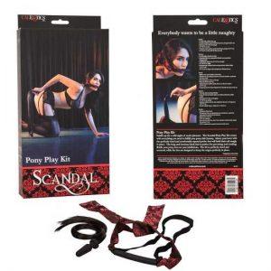 Scandal Pony Play Kit
